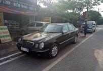 Bán ô tô Mercedes E240 đời 2000, màu đen, xe nhập giá 185 triệu tại Điện Biên