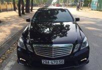 Bán xe Mercedes E300 sản xuất 2011, xe màu đen, giá cạnh tranh giá 1 tỷ 280 tr tại Hà Nội
