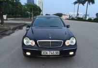 Cần bán gấp Mercedes C240 năm 2004, màu đen, 245 triệu giá 245 triệu tại Hà Nội