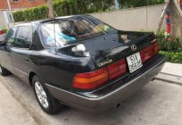 Bán Lexus LS 400 1993, màu đen, nhập khẩu nguyên chiếc, máy lạnh tê tái giá 155 triệu tại Tp.HCM