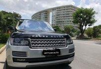 Cần bán LandRover Range Rover HSE màu bạc, đời 2014 giá 4 tỷ 650 tr tại Tp.HCM