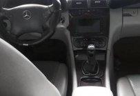 Bán Mercedes C240 sản xuất 2004, màu đen  giá 165 triệu tại Tp.HCM