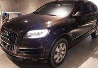 Bán Audi Q7 năm sản xuất 2011, màu nâu, nhập khẩu   giá 1 tỷ 850 tr tại Trà Vinh