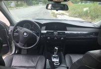 Bán BMW 5 Series 523i đời 2009, màu bạc   giá 500 triệu tại Tp.HCM