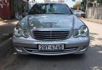 Cần bán Mercedes C240 năm 2004, màu bạc giá 265 triệu tại Hà Nội