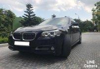 Tôi cần bán gấp xe BMW 520i nhập khẩu nguyên chiếc, sản xuất cuối 2015 giá 1 tỷ 590 tr tại Hà Nội