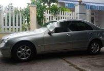 Cần bán gấp Mercedes C180 đời 2003, màu bạc số tự động giá 230 triệu tại Quảng Nam