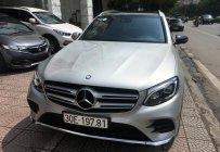 Bán Mercedes GLC-Class đời 2016, màu bạc giá 1 tỷ 850 tr tại Hà Nội