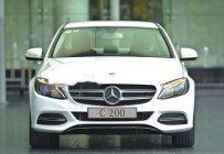 Bán Mercedes C200 đời 2018, màu trắng, giao ngay giá 1 tỷ 489 tr tại Quảng Ngãi