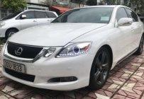 Chính chủ bán Lexus GS 350 đời 2008, màu trắng, nhập khẩu giá 900 triệu tại Hà Nội