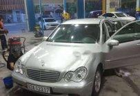 Cần bán xe Mercedes C180 sản xuất năm 2004, màu bạc giá 230 triệu tại Quảng Nam