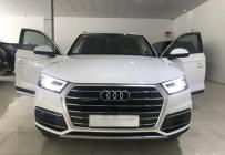 Xe Audi Q5 năm 2017 màu trắng, 2 tỷ 435 triệu, nhập khẩu giá 2 tỷ 435 tr tại Hà Nội