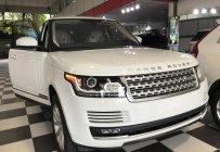 Bán ô tô LandRover Range Rover HSE đời 2016, màu trắng, nhập khẩu giá 5 tỷ 980 tr tại Hà Nội