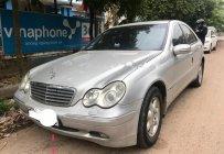Bán xe Mercedes C200 sản xuất năm 2003, màu bạc   giá 295 triệu tại Quảng Trị