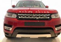 Bán LandRover Range Rover Sport HSE năm 2017, màu đỏ, nhập khẩu   giá 5 tỷ 196 tr tại Tp.HCM