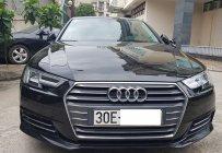 Bán Audi A4 2.0TFSI model 2017 màu đen/đen, biển vip Hà Nội giá 1 tỷ 499 tr tại Hà Nội