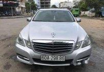 Bán xe Mercedes E250 CGI sản xuất 2010, màu bạc giá 850 triệu tại Tp.HCM