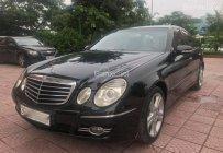 Cần bán xe Mercedes E200 đời 2006, màu đen, xe nhập chính chủ giá 379 triệu tại Hà Nội