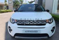Cần bán xe LandRover Discovery sản xuất 2016, màu trắng, nhập khẩu nguyên chiếc giá 2 tỷ 550 tr tại Hà Nội