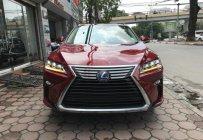 Bán Lexus RX 450h sản xuất 2018, màu đỏ, nhập khẩu nguyên chiếc giá 4 tỷ 850 tr tại Tp.HCM