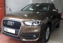 Cần bán gấp Audi Q3 Q3 2.0 năm sản xuất 2012, màu nâu, nhập khẩu nguyên chiếc  giá 1 tỷ 80 tr tại Hà Nội