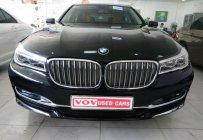 BMW 730LI model 2017 màu đen nội thất nâu giá 3 tỷ 380 tr tại Hà Nội