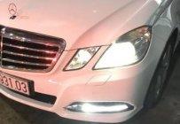 Bán ô tô Mercedes E250 CGI sản xuất năm 2010, màu trắng, 750 triệu giá 750 triệu tại Tp.HCM