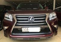 Cần bán xe Lexus GX460 Luxury đời 2016, màu đỏ, xe nhập chính hãng giá 4 tỷ 280 tr tại Hà Nội