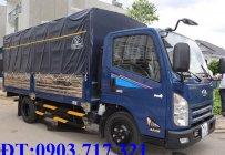 Bán xe tải Z65 Đô Thành mới 2018. Gía bán xe tải Đô Thành IZ65 thùng mui bạt giá tốt nhất giá 450 triệu tại Tp.HCM