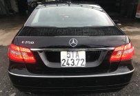 Cần bán gấp Mercedes-Benz E250 CGI năm 2011 màu đen, giá chỉ 880 triệu giá 880 triệu tại Tp.HCM