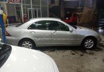 Cần bán xe Mercedes C180K  Exlangent đời 2004, màu bạc, giá tốt giá 220 triệu tại Quảng Nam