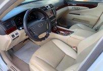 Bán Lexus LS 460L 2009, màu trắng, xe nhập giá 1 tỷ 950 tr tại Tp.HCM