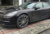 Bán xe Porsche Panamera năm sản xuất 2017, màu đen, nhập khẩu nguyên chiếc giá 5 tỷ 855 tr tại Tp.HCM