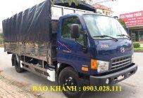 Bán xe tải Hyundai HD800 thùng mui bạt giá rẻ giá 200 triệu tại Hà Nội