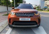 Cần bán xe LandRover Discovery HSE Luxury 3.0 năm sản xuất 2017, màu nâu, xe nhập giá 4 tỷ 899 tr tại Hà Nội
