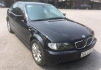Cần bán BMW 3 Series 318i đời 2005, màu đen chính chủ giá 237 triệu tại Hà Nội