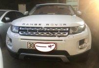 Cần bán lại xe LandRover Range Rover Evoque Prestige năm sản xuất 2012, màu trắng, nhập khẩu giá 1 tỷ 490 tr tại Hà Nội