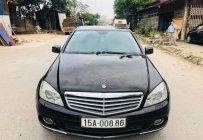 Cần bán gấp Mercedes C250 CGI sản xuất năm 2010, màu đen giá 566 triệu tại Hải Phòng