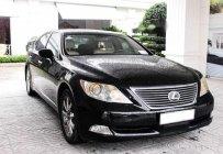 Bán Lexus LS 460L sản xuất năm 2007, màu đen, xe nhập số tự động giá 1 tỷ tại Tp.HCM