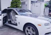 Bán xe Rolls-Royce Ghost năm sản xuất 2016, màu trắng, nhập khẩu nguyên chiếc giá 18 tỷ 800 tr tại Tp.HCM