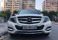 Bán ô tô Mercedes GLK 250 sản xuất năm 2014, màu nâu giá 1 tỷ 190 tr tại Hà Nội