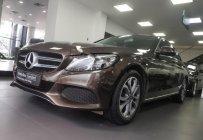 Bán Mercedes 200 năm 2018, màu nâu như mới giá 1 tỷ 439 tr tại Tp.HCM