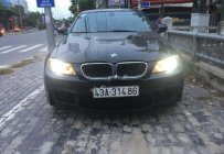 Bán BMW 3 Series 320i đời 2009, màu đen, xe nhập giá 490 triệu tại Đà Nẵng