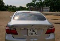 Cần bán Lexus LS 460L đời 2008, màu bạc, nhập khẩu như mới giá 1 tỷ 180 tr tại Tp.HCM