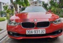 Chính chủ bán BMW 3 Series 320i đời 2015, màu đỏ giá 1 tỷ 260 tr tại Hà Nội