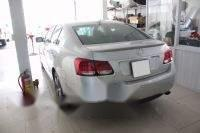 Bán Lexus GS 350 đời 2009, màu bạc, nhập khẩu xe gia đình giá 900 triệu tại Tp.HCM