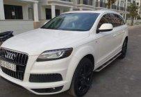 Cần bán lại xe Audi Q7 AT đời 2010, màu trắng, nhập khẩu còn mới giá 1 tỷ 290 tr tại Tp.HCM