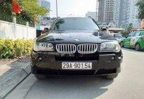 Cần bán gấp BMW X3 đời 2004, màu đen, nhập khẩu nguyên chiếc, giá tốt giá 340 triệu tại Hà Nội