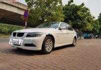 Bán xe BMW 320i sản xuất và đăng ký năm 2008, màu trắng xịn giá 395 triệu tại Hà Nội