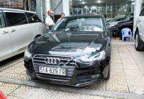 Xe cũ Audi A4 1.8T năm sản xuất 2012, màu đen, nhập khẩu giá 1 tỷ 150 tr tại Tp.HCM